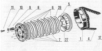 638 инструкция jawa